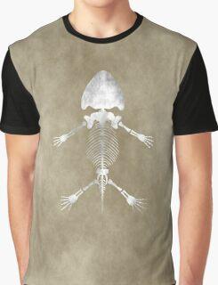 Amphibian Fossil Graphic T-Shirt