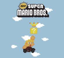 Joffrey Baratheon - Mario Bros by Origine