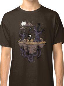 Dark Wood Classic T-Shirt
