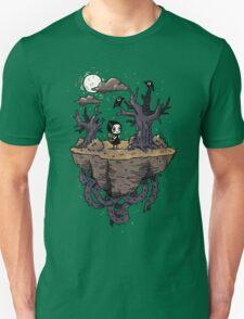 Dark Wood Unisex T-Shirt
