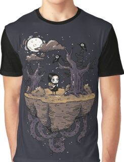 Dark Wood Graphic T-Shirt