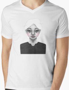 001 The Original Face Mens V-Neck T-Shirt