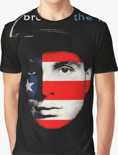 Garth Brooks The Hits Cover Graphic T-Shirt