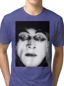 Somnambulist from The Cabinet of Dr Caligari Tri-blend T-Shirt