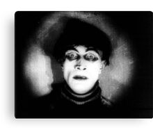 Somnambulist from The Cabinet of Dr Caligari Canvas Print