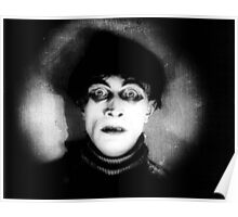Somnambulist from The Cabinet of Dr Caligari Poster