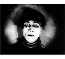 Somnambulist from The Cabinet of Dr Caligari Photographic Print