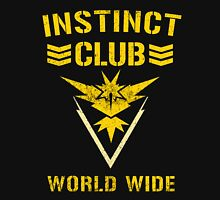 Team Instinct Club World Wide Unisex T-Shirt