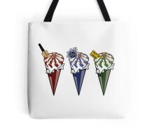 Cornetto Trio Tote Bag