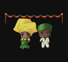 African Chibis Kids Clothes
