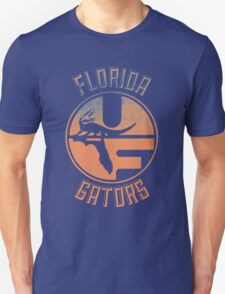 Vintage Florida Gators Design Unisex T-Shirt