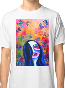 60's butterfly Classic T-Shirt