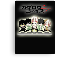 Kagerou Project  Canvas Print