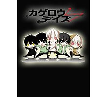 Kagerou Project  Photographic Print