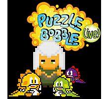 Daenerys - Puzzle Bubble Photographic Print