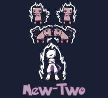 Mew-Two by Kitsuneace