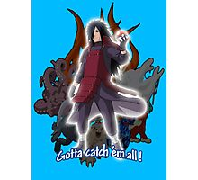 Gotta Catch All The Tailed Beasts Photographic Print