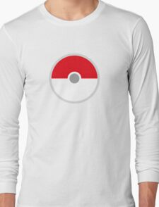 Pokeball x Pokemon Go Long Sleeve T-Shirt