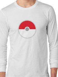 Pokeball x Pokemon Go Long Sleeve T-Shirt