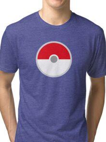 Pokeball x Pokemon Go Tri-blend T-Shirt