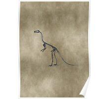 Compsognathus Poster