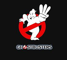 Ghostbusters logo 2016 Women's Fitted Scoop T-Shirt