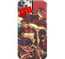 The Elite 4 iPhone Case/Skin