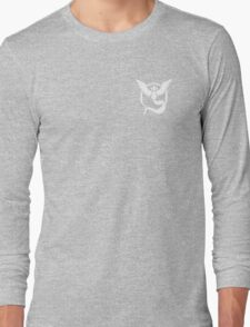 Team Mystic Official Stuff Long Sleeve T-Shirt