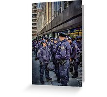 New York's Finest Greeting Card