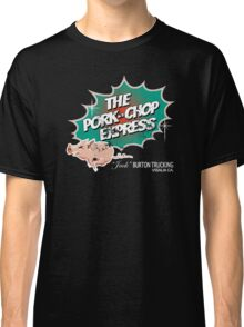 Pork Chop Express - Distressed Green Variant Classic T-Shirt