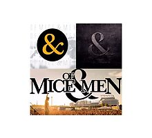 Of Mice & Men Collage Phone Case by LivingInADream