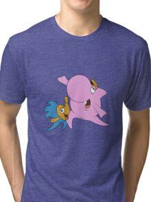 Sharks 'n Gee Tri-blend T-Shirt