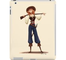 Mary Read iPad Case/Skin
