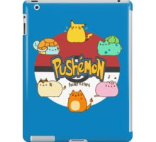 Pushemon iPad Case/Skin