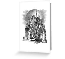 The Castle of Gormenghast Greeting Card