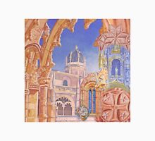 Composition of paintings. Mosteiro dos Jerónimos studies. Unisex T-Shirt