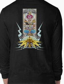 Electric Type Long Sleeve T-Shirt