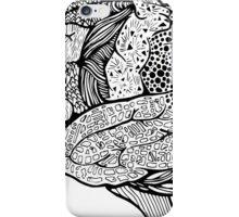 Brainscan iPhone Case/Skin