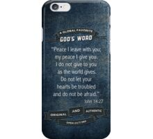Bible In Your Pocket iPhone Case/Skin