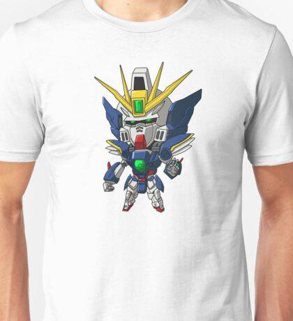 Fanart - Wing Zero Mecha Unisex T-Shirt