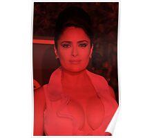 Salma hayek - Celebrity Poster