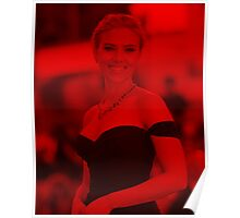 Scarlett Johansson - Celebrity Poster