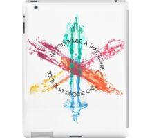 If You Were a Spaceship.... iPad Case/Skin