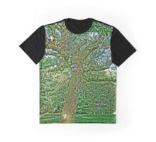 Walt Disney Tree Graphic T-Shirt