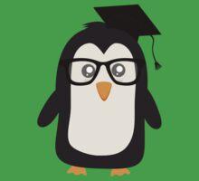 Penguin nerd Baby Tee