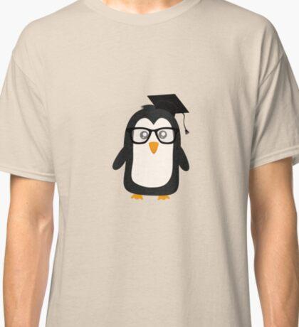 Penguin nerd Classic T-Shirt
