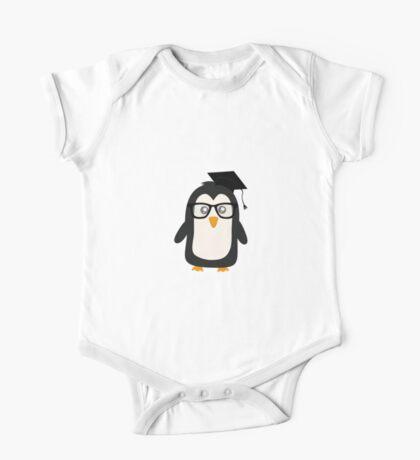 Penguin nerd One Piece - Short Sleeve