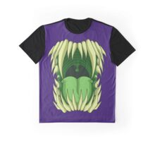 Fang Mouth Graphic T-Shirt