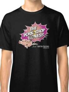 Pork Chop Express - Distressed LT Purple Yellow Variant Classic T-Shirt