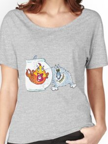 Fish 'n Chips Women's Relaxed Fit T-Shirt